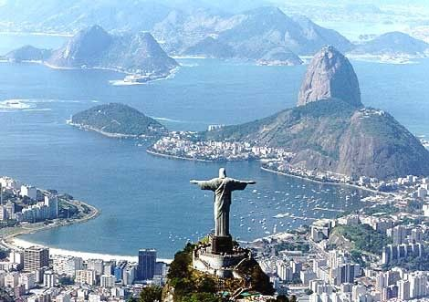 Statuia lui Isus de la Rio