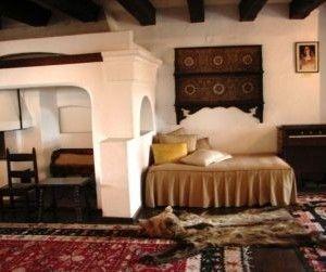 Camera din castelul Bran