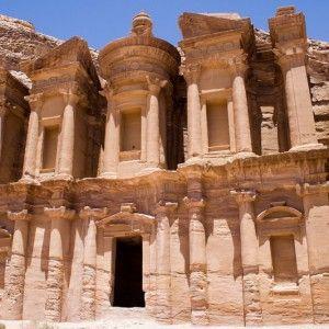 Obiectivul arheologic de la Petra
