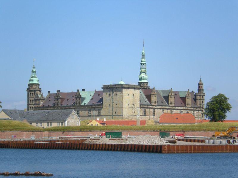 JURNAL-DE-ZIARIST-kronborg castelul Hamlet