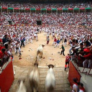 Arena la Pamplona