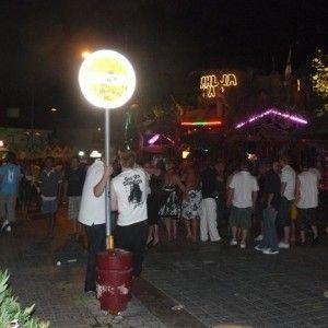 bulevard in Ayia Napa