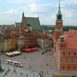Piata in Lodz