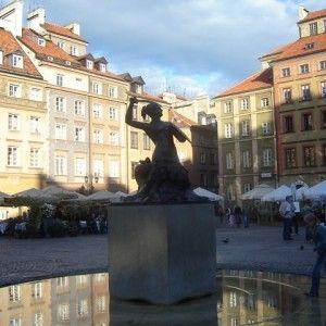 Statuie din Varsovia