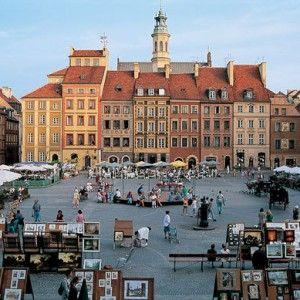 Piata in Varsovia