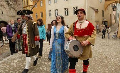 Festivalul de arta Medievala Sigisoara