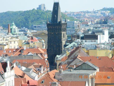 Orasul-de-aur,-Praga-Powder Tower