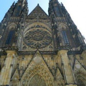 Orasul-de-aur,-Praga-catedrala sfantul vitus