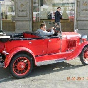 Orasul-de-aur,-Praga-turul orasului cu masina