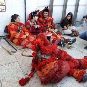Iberian mask festival 1