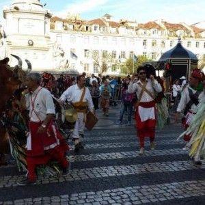 Iberian mask festival 5