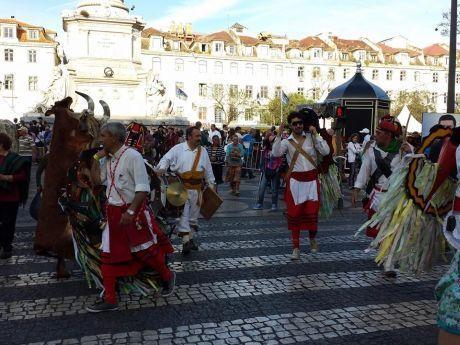 Iberian Mask Festival la Lisabona
