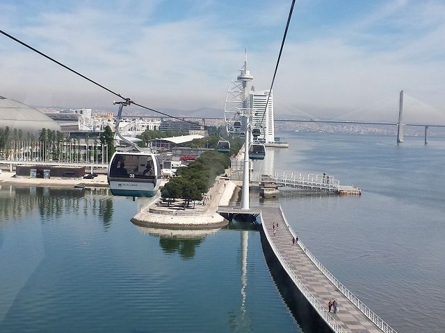 Lisabona intre marire si decadere