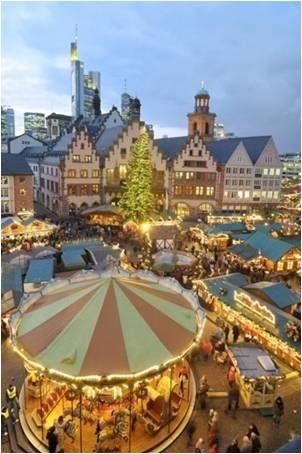 Piata de Craciun Frankfurt