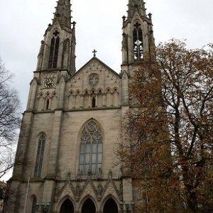 baden biserica