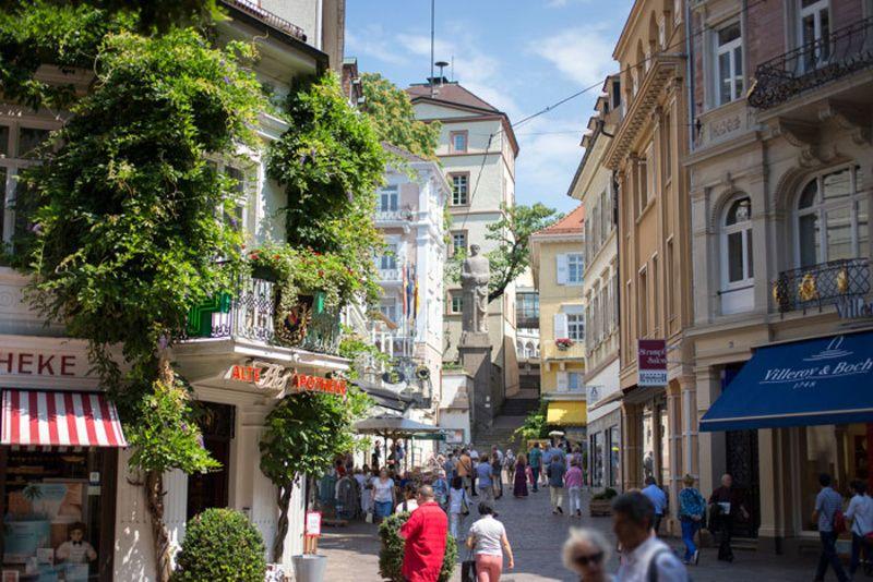Baden Baden-  Capitala de vara a Europei