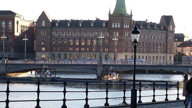 cladire in Stockholm