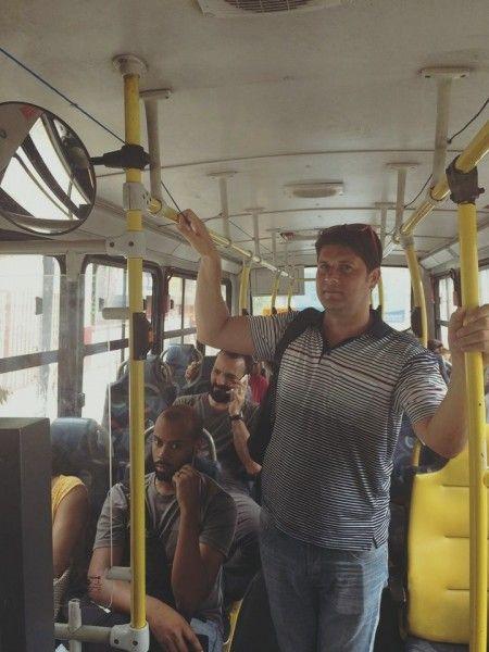 Rio bus