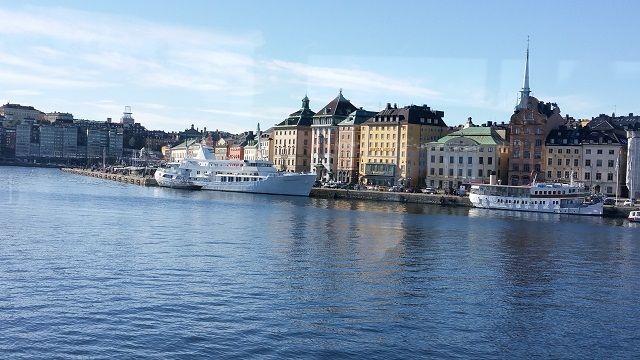 voapoare in Stockholm