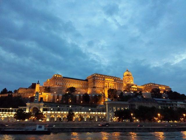 paltul din Budapesta