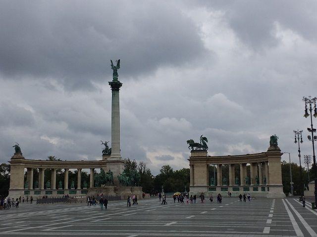 parcul eroilor Budapesta
