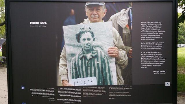 detinut care a supreavietuit la Auschwitz