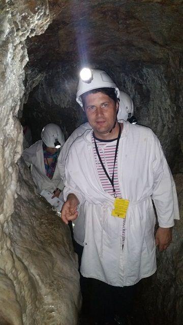 silver mine Kutna Hora