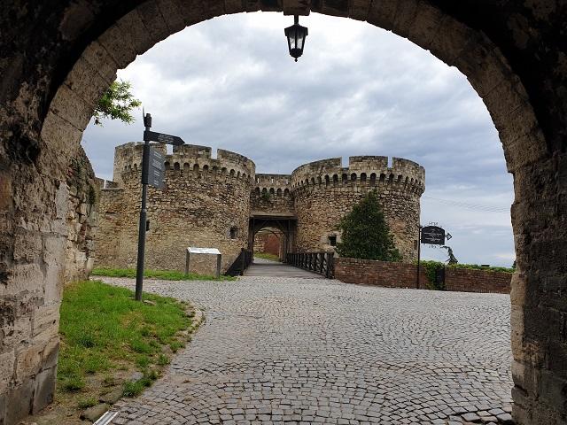 Cetatea din Belgrad, by jurnaldecalatorie.eu
